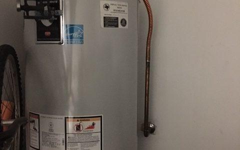 water-heater-in-garage