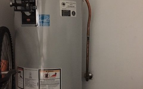 water-heater-in-garage